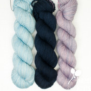 Trio Palette 18, Entice MCN - 200+ yards each (600+ yards total)