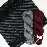 Sparkle and Twirl set, Vamp and Graphite #2