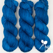 Sapphire Artisan Sock - Featured Color January 2021 - on sale!