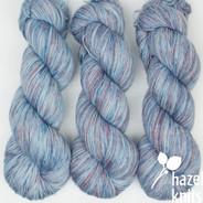 Hydrangea Artisan Sock