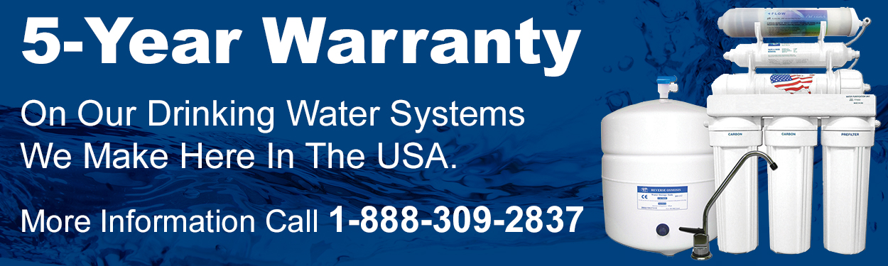 5 Year Warranty On Select Systems