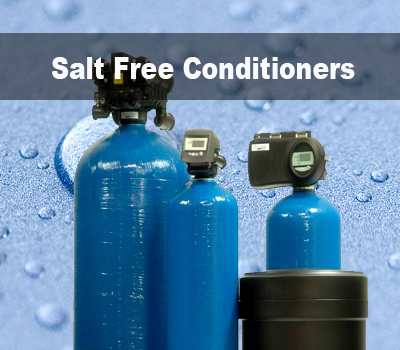 Salt Free Water Conditioner