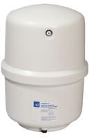 White Polypropylene Reverse Osmosis Tank 4 gallons