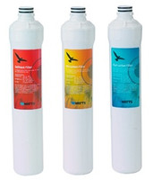 100 GPD Watts Kwik Change Reverse Osmosis Filter Pack