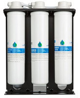 Replacement filters for 4-Stage Reverse Osmosis Water Cooler System - 180GPD