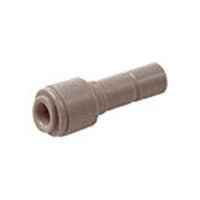 """John Guest 3/8""""Stem X 1/4"""" Quick Connect Fitting"""