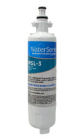 The WSL-3 is the perfect solution if you are looking for an after market or cheaper version of the LG LT-700P refrigerator water filter.