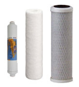 ProSeries 4 Stage Reverse Osmosis Filter Set