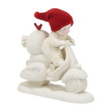Snowbabies Santa's Postal Service