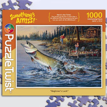 Beginners Luck Puzzle