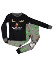 Lazy One May the Forest Be With You Kids PJ Set