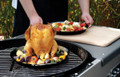 Charcoal Companion Non-Stick Vertical Roasting Rack/Wok
