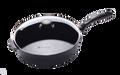 "Swiss Diamond Nonstick Saute Pan with Lid - 4.3 qt (11"")"
