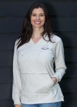Lakegirl Weekender Hoodie sweatshirt - Oatmeal