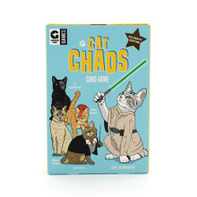 Cat Chaos Card Swapping Game