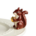 Nora Fleming Squirrel Mini