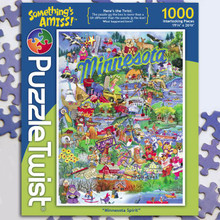 Puzzle Twist Minnesota Spirit