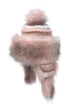 Village House Fur Hat