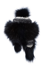 Village House Fur Hat