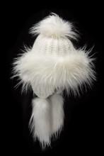 Village House Fur Hat Creme