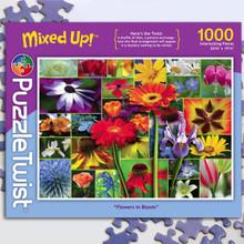 Puzzle Twist Flowers in Bloom