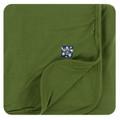 Kickee Pants Stroller Blanket, Moss