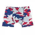 Kickee Pants Boxer Briefs, Flag Red Military