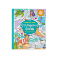 Outrageous Oceans Color-in Book
