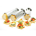 Norpro Tin Canape Bread Molds