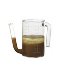 Norpro Glass Gravy Separator and measuring cup.
