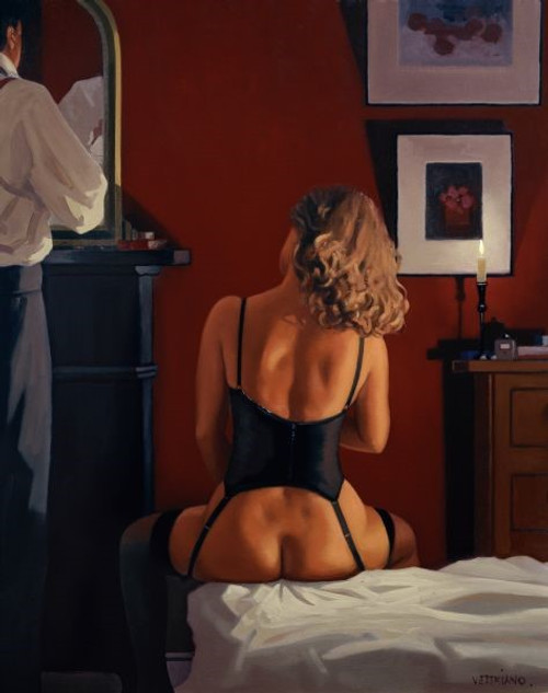 Another Married Man by Jack Vettriano