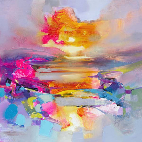 Colour Combustion by Scott Naismith