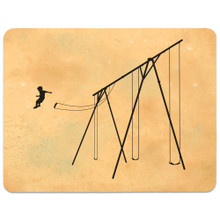 Art Card Postcard - JUMP