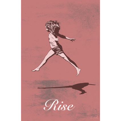 RISE 11x17 poster