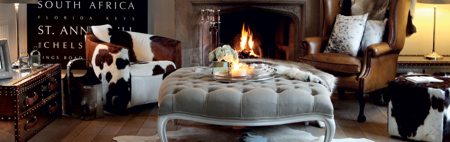 Cowhide Furniture