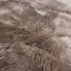 Silver Taupe Quarto Sheepskin Rug