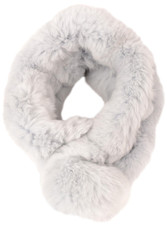 Grey Bellringer Fur Scarf