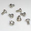 1956-62 Corvette Door Pillar Weatherstrip Retainer Screws (6-32 threads)