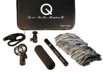 Que Audio 210 Video Shotgun Kit