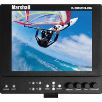Marshall 6.5in Field Monitor with Panasonic Battery Mount