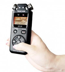 Tascam DR-05 Linear PCM Recorder
