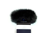 K-Tek Topper Windscreen for the Tascam iM2 - Black by K-TEK