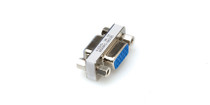 Hosa Audio VGA Coupler DE15 - SAME