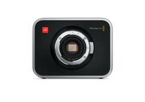 Blackmagic Cinema Camera (EF Mount) by Blackmagic Design Front