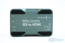 Blackmagic Design SDI to HDMI Battery Converter