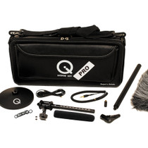 Que Audio Sniper Pro Kit - Shotgun Microphone by Que Audio