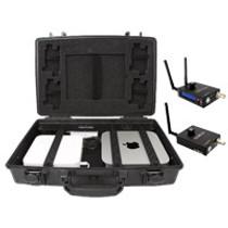 Teradek CASE + CUBE-155 Transmitter/CUBE-350 Receiver