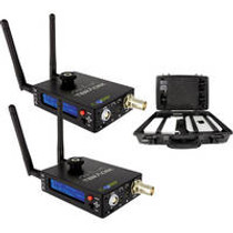 Teradek CASE + 2 CUBE-155 Transmitter