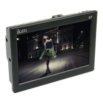 Ikan D7 - 7in 3G-SDI LCD Monitor with IPS Panel
