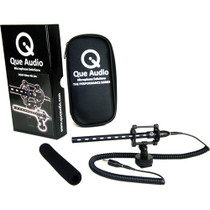 Que Audio DSLR-Video Kit Lite - Mini Shotgun Microphone